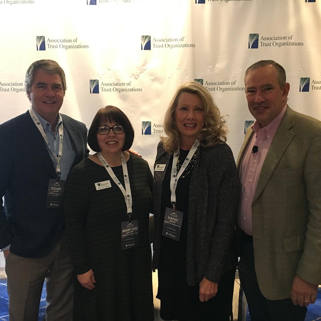 Association of Trust Organizations 2019
